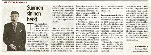 Risto Piekka lu200315